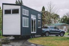 Millennial Tiny House casa rodando minuscula (10)