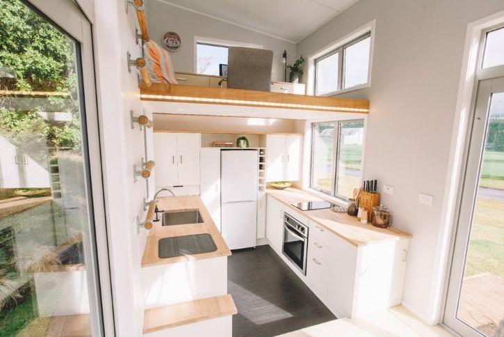 Millennial Tiny House casa rodando minuscula (5)