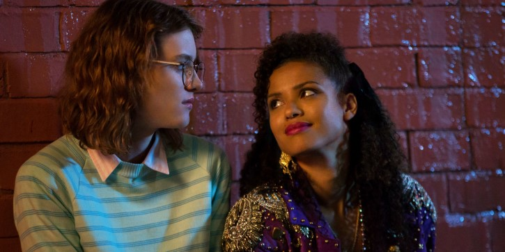 San Junipero episodio Yorkie y Kelly