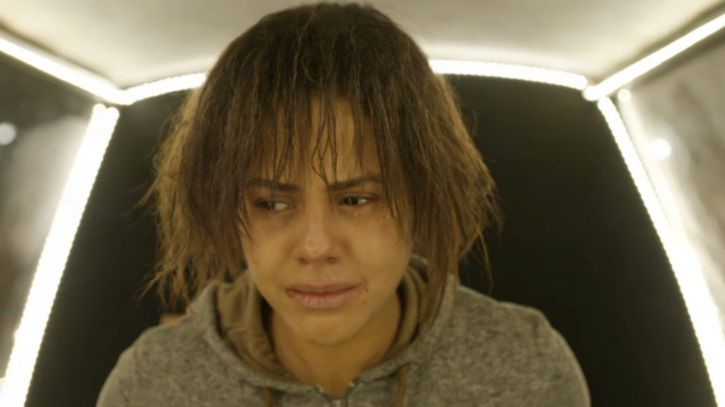 White Bear episodio de black mirror protagonista Victoria