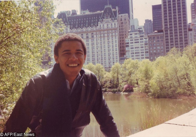 barack obama 19 años