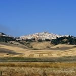ciudad de Candela en Italia
