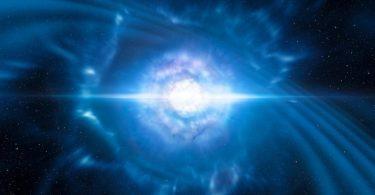 colisión estrellas de neutrones