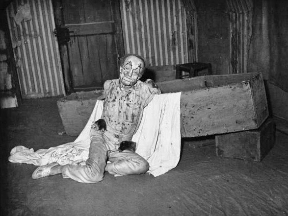 escena del Grand Guignol 1937