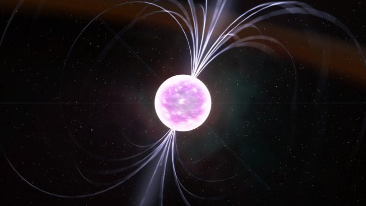 estrela de neutrones rayos gamma