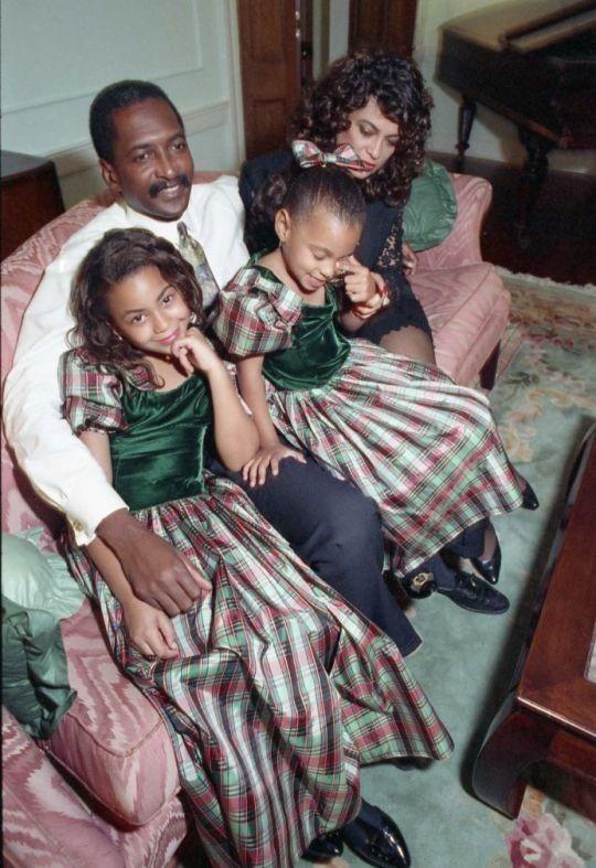 familia Knowles (1)