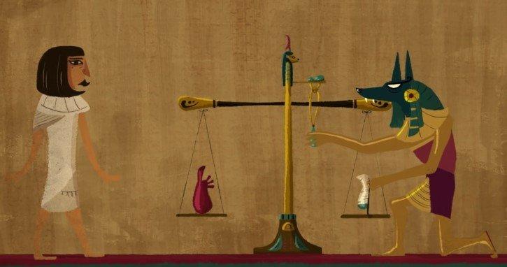 inframundo egipcio