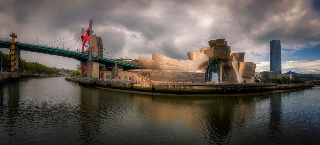 museo Museo Guggenheim en Bilbao