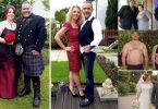 parejas perdieron peso