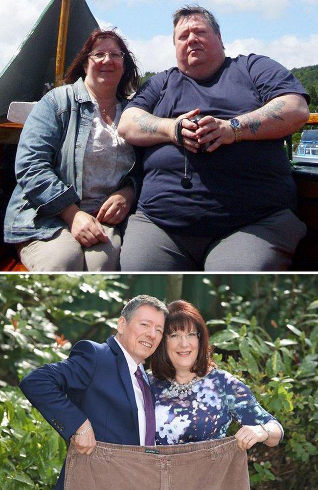 parejas perdieron peso juntos (1)