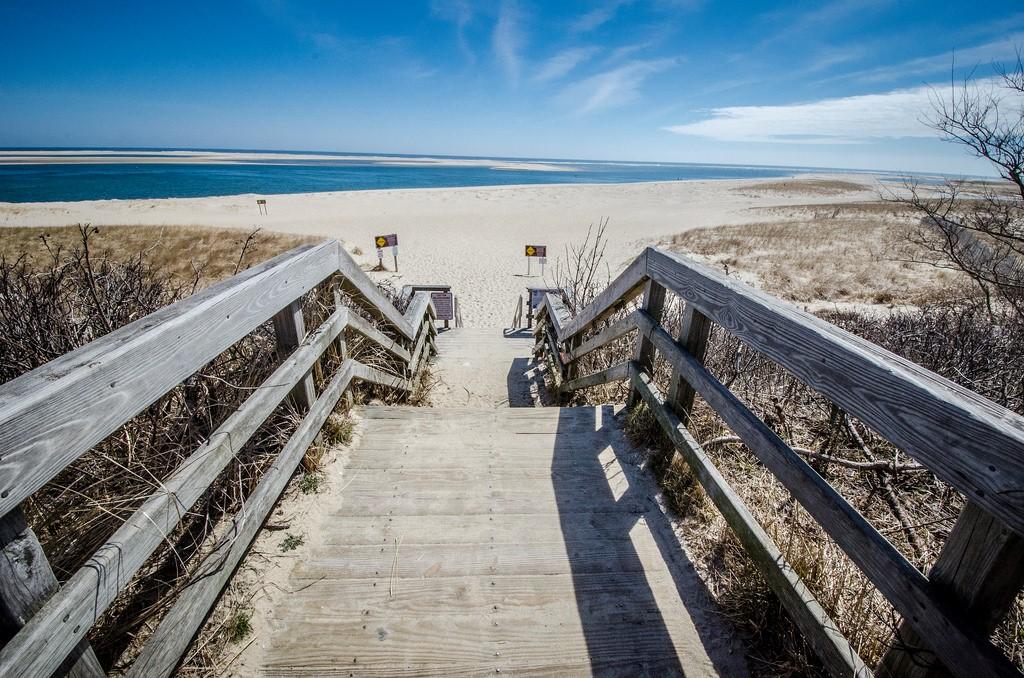 playa en Cape Cod National Seashore