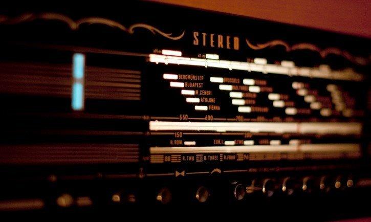 radio antigua acercamiento