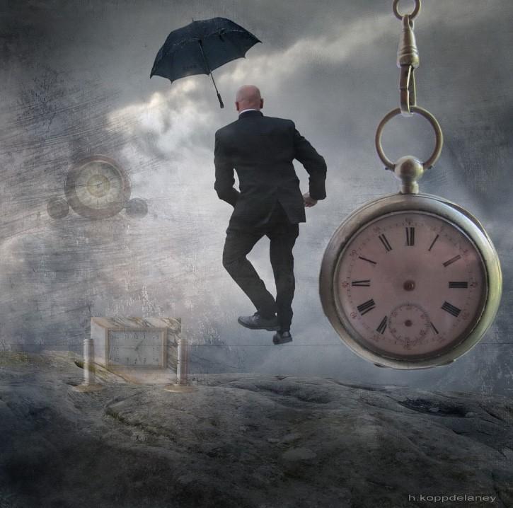 viajero del tiempo