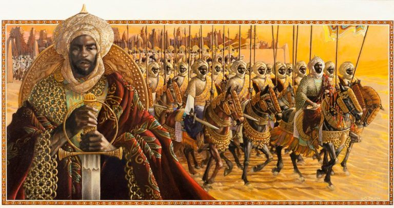 Mansa Musa Hajj
