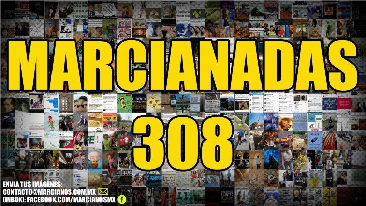 Marcianadas 308 portada