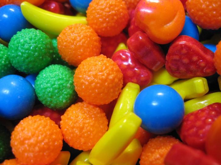 caramelos duros colores