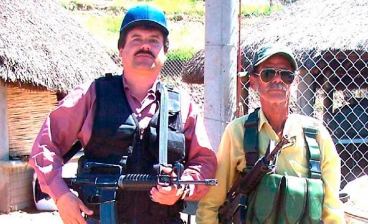chapo guzman armado
