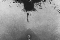 cuervo pesadilla