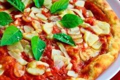 deliciosa pizza portada