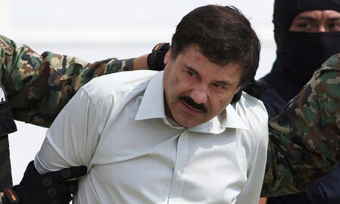 el chapo detenido 2014
