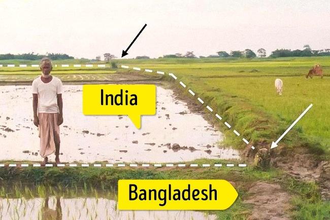 fronteras secretas india bangladesh