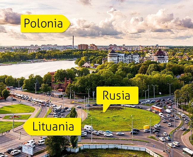 fronteras secretas polonia rusia lituania