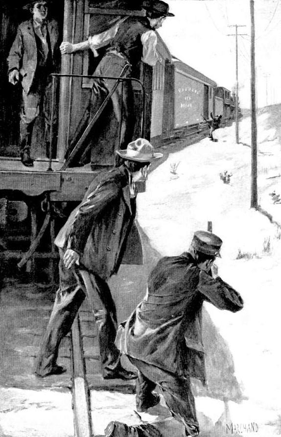 gran tiroteo del tren