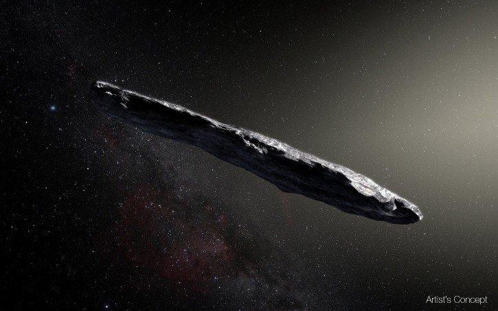 oumuamua 1l 2017 U1