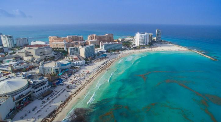 playa de cancun hoteles