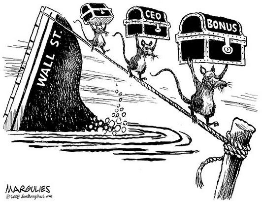 ratas huyen del barco dicho
