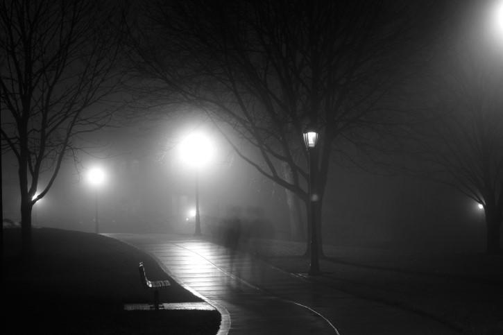 sombras en las calles