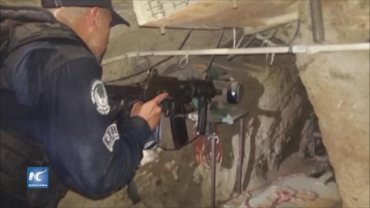 tunel del chapo