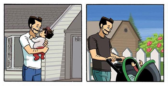 un comic sobre crecer por dan dougherty (1)