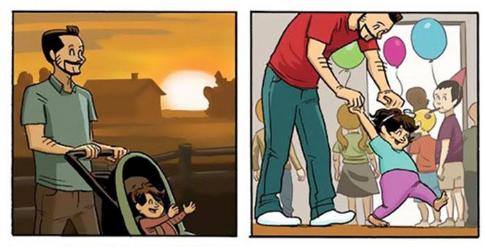 un comic sobre crecer por dan dougherty (2)