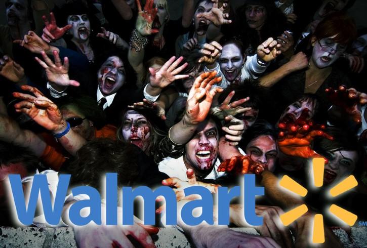 zombis en walmart
