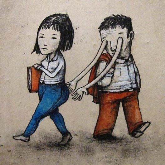 Dran ilustraciones critica social (19)