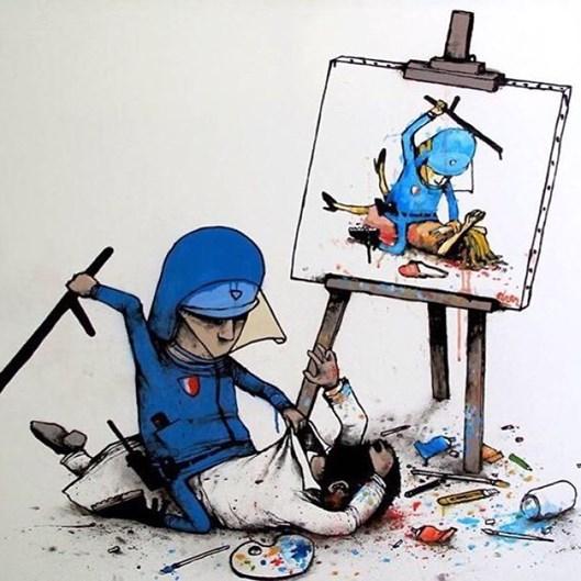 Dran ilustraciones critica social (7)