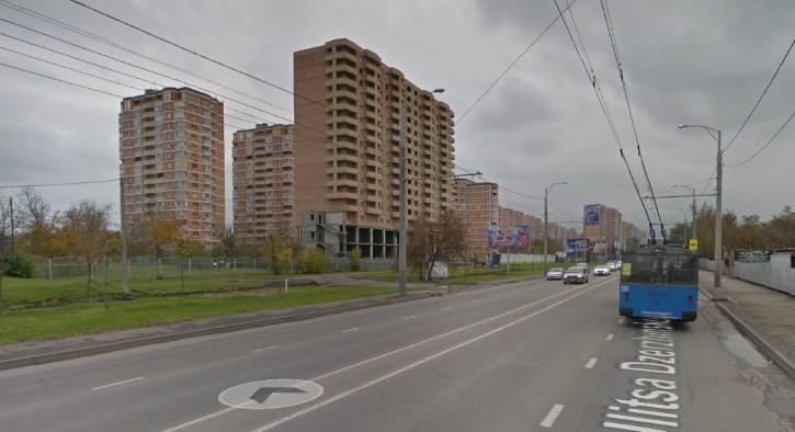Dzerzhinskogo en Krasnodar, Rusia
