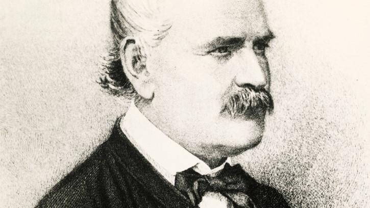 Ignaz Semmelweis retrato