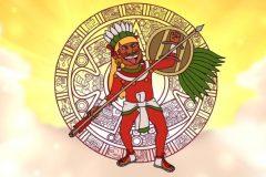 Nanahuatzin el quinto sol