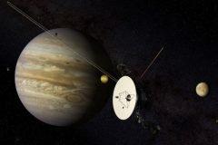 Voyager y Jupiter