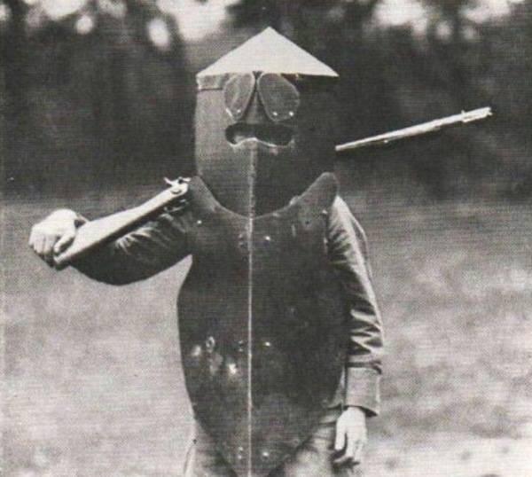 armadura corporal gran guerra
