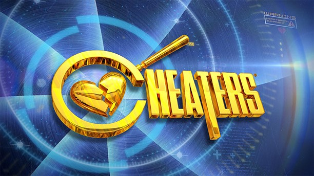 cheaters logo tv