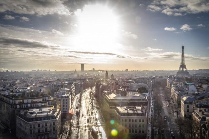 fotografía paris