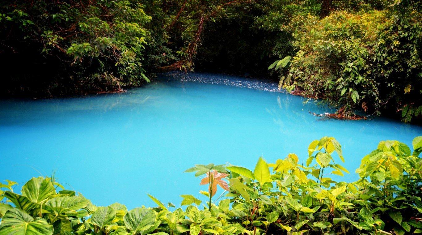 Resultado de imagen para río Azul