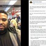 historia negro primera clase facebook post
