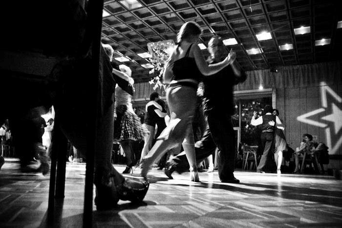 lecciones de tango