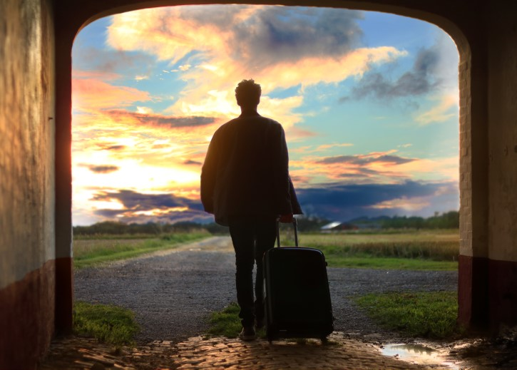 maletas viaje dinamarca