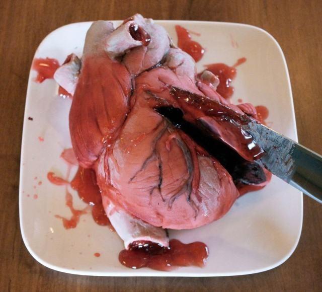 pasteles corazon