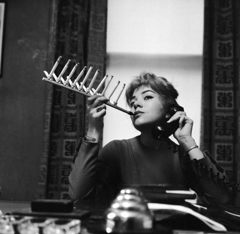 pipa para cigarrillos
